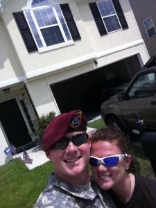 Our new home in Savannah, GA