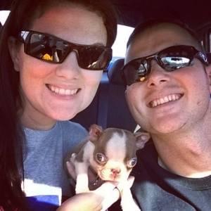 Ryan, Melissa and Yawkey!