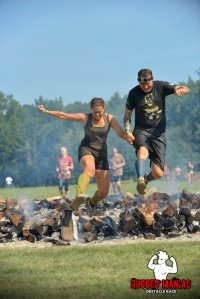 Rugged Maniac: Feeling so much better!