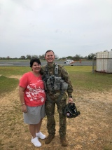 Ryan and his Mama!
